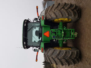 7200R JD TRACTOR ,FW ASSIST,QUICK ATTACH PACKAGE, POWERSHIFT Moose Jaw Regina Area image 3