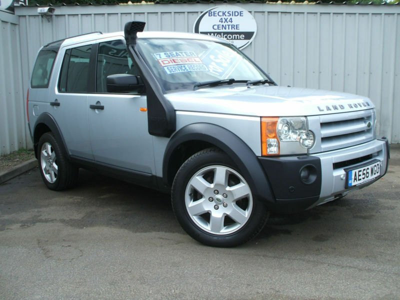 2007 land rover discovery 3 2 7 tdv6 hse auto 4x4 silver in bradford west yorkshire gumtree. Black Bedroom Furniture Sets. Home Design Ideas