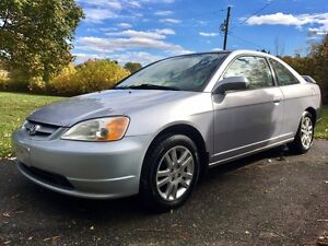 2002 Honda Civic great little car