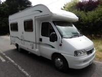 Bessacarr E450 2006 2 Berth Rear Fixed Bed Motorhome For Sale Ref 15477