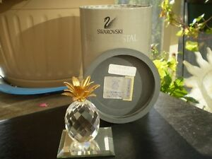 "Swarovski Crystal Figurine - "" Pineapple "" 7507NR Kitchener / Waterloo Kitchener Area image 1"