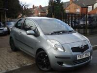 Toyota Yaris 1.4 D-4D Zinc 2007 ++ ECONOMICAL AND VERY CHEAP TO INSURE ++