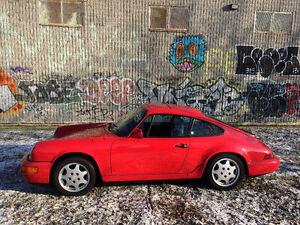 Porsche 911 Carrera 4 1989 Coupe