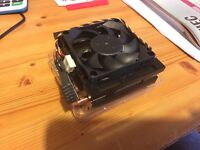 Cooler Master CPU PC Fan brand new never used GRAB A BARGAIN