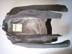 Abercrombie hooded warm coat