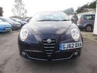 2012 Alfa Romeo Mito 0.9 TwinAir Sprint 3dr