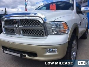 2011 Ram 1500 LARAMIE LONGHORN  - Navigation -  Leather Seats
