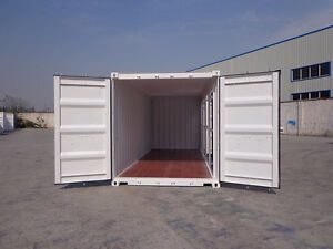 Shipping Containers for Sale 20' with 4  Side Doors Sale