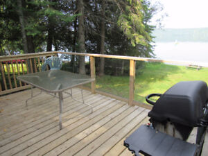Last Minute Lakefront Cottage $158/night for 6 May & June
