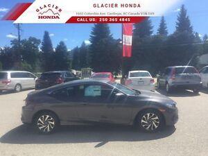 2016 Honda Civic LX  - Bluetooth -  Heated Seats - Low Mileage
