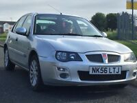 2007 Rover 25 gli 1.4 5 door hatchback *low miles* *full leather*