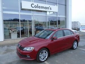 2017 Volkswagen JETTA NEW - Highline - Best Deal in Atl. Canada