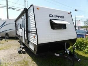 2018 Forest River Clipper de luxe 21RD 21 pieds