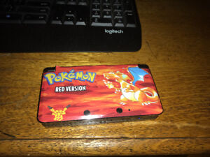 3DS Console with Pokémon Omega Ruby