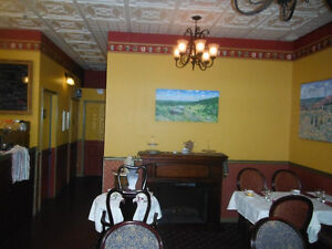 Coffee Shop / Tea Room / Small Restaurant For Sale