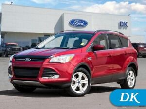 2014 Ford Escape SE  w/Leather, Heated Seats, and More!
