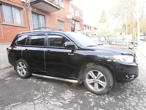 ALERT FRAUD TOYOTA HIGHLANDER 2008 FAKE MILEAGE !!!