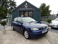 Vauxhall Astra 1.6I ACTIVE (blue) 2003