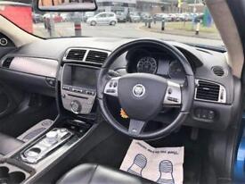 2010 Jaguar XK 5.0 Supercharged 2dr Petrol blue Automatic