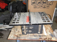 """10"""" rockwell table saw"""