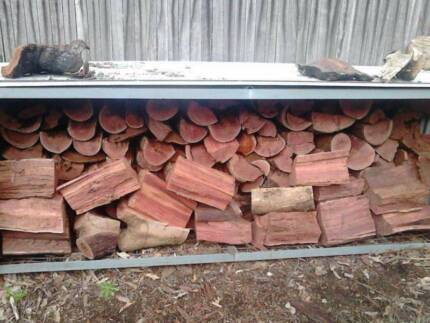 JARRAH DRY SPLIT SPECIAL END SEASON PRICES FIREWOOD FIRE WOOD DEL Sawyers Valley Mundaring Area Preview