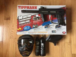 Tippmann 98 Power Pack