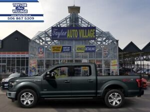 2015 Ford F-150 XLT  Bluetooth,Running Boards,Driver's Power Sea