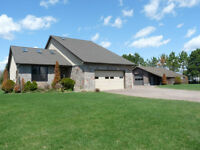 BEAUTIFUL WATERFRONT HOME!  **MECHANICS GARAGE** 200X229 LOT!