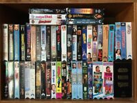 Huge lot of VHS