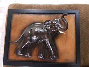 Elephant picture - Hand Made 3D