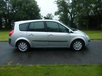 2007 Renault Grand Scenic 1.6 Dynamique # 7 SEATS #