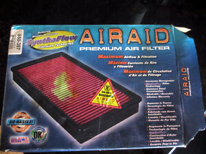 AIR FILTER - PRICE REDUCED 50%