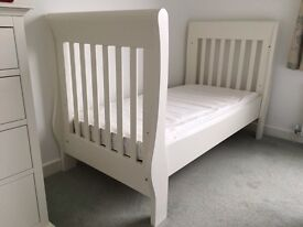 Little White Company Nantucket Cotbed