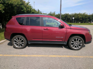 Jeep Compass Limited 2015 ! LOW KMS