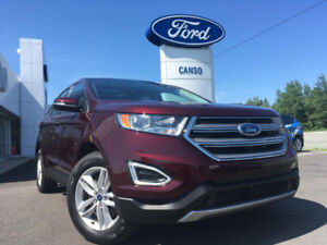 2018 Ford Edge SEL SUV-One Owner No Accidents