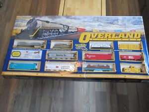 BACHMANN HO LIMITED TRAIN SET BRAND NEW FACTORY SEALED