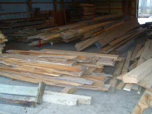 Lumber Lumber, and more Lumber