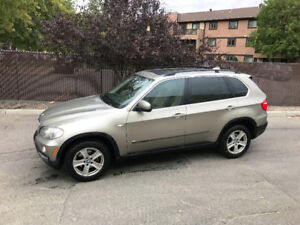 2008 BMW X5 LOADED SUV, NAV,CAMERA,ROOF,HEATED LEATHER