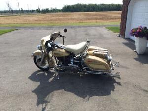 Harley Davidson FLH Shovelhead 80cu in
