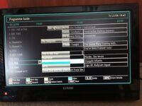 """19"""" LCD TV"""