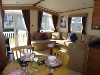 Fab 3 bed holiday home static caravan for sale isle of wight