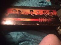 For sale a Collection of 007 VHS film tapes