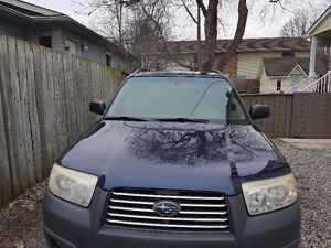 2006 Subaru Forester AS IS,  Automatic, AWD in Welland
