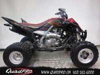 2013 Yamaha RAPTOR 700R SE 40,42$/SEMAINE