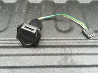 4-pin to 7 way trailer harness