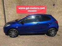 2009 MAZDA 2 TS, MOT MARCH 2019, WARRANTY, NOT FIESTA POLO MICRA CORSA CLIO