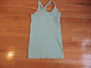 Ladies Lululemon tank top size 4