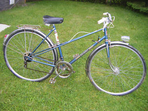 """Limited edition Vintage 70""""s Peugeot Road bike for sale in Truro"""
