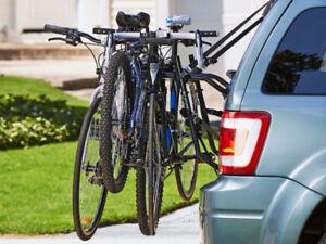 Porte-vélos de coffre CCM