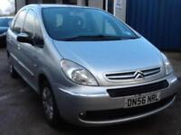 Citroen Xsara Picasso 1.6i DESIRE,LOW MILES APRIL MOT,ONE PREVIOUS OWNER